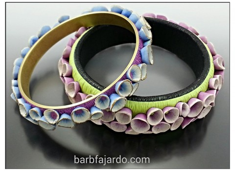 barbFajardo barnacles bracelets