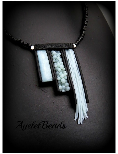 ayelet beads fall necklace