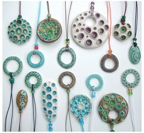 Lisa stevens urchin pendants 2008