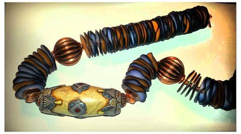 klew disk necklace lgt