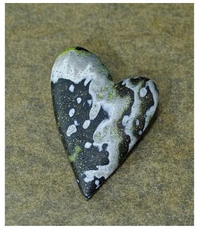 lehocky Propaher heart pin