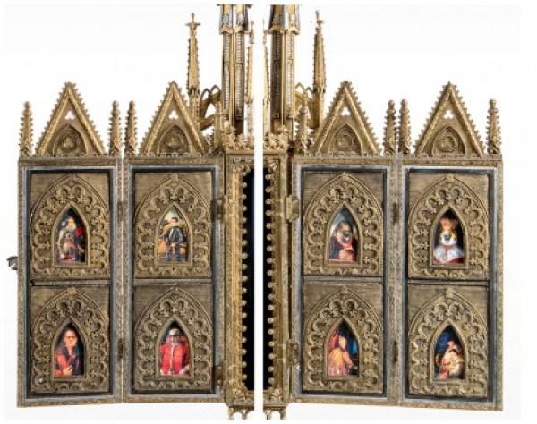GeorgeDinkel TVShrine side panels