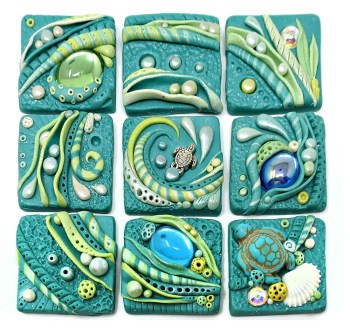 Chris Kapono Sea Turtle Tile Set Steps 350x332 - Summer 2018 is here! The Big Picture