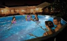 Floating Pool Lights & Underwater