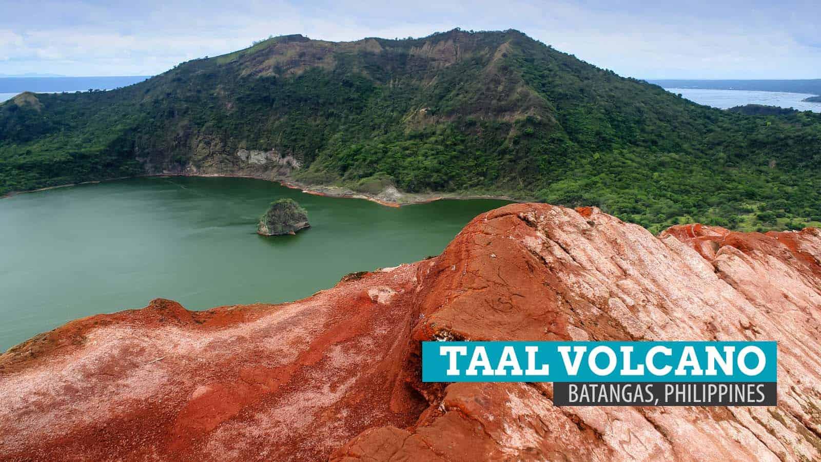 Taal Volcano Crater Trek To The Fiery Guts Of Batangas