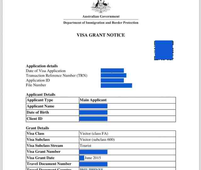 Australian Government Visa Application Form 1419, While You Can Still Apply Via Vfs Global A More Hassle Free Way Is To Do Everything Online Ive Done This Three Times For Myself And Several Times For My, Australian Government Visa Application Form 1419