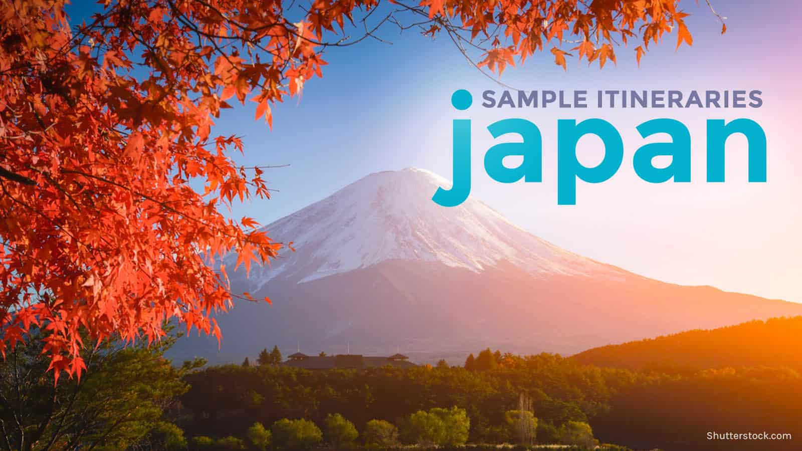 Sample Japan Itineraries With Estimated Budget 4 6 7 8