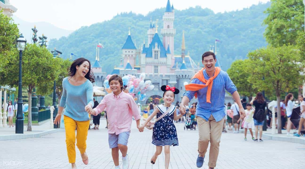 Hong Kong Disneyland Discounted Tickets Travel Guide