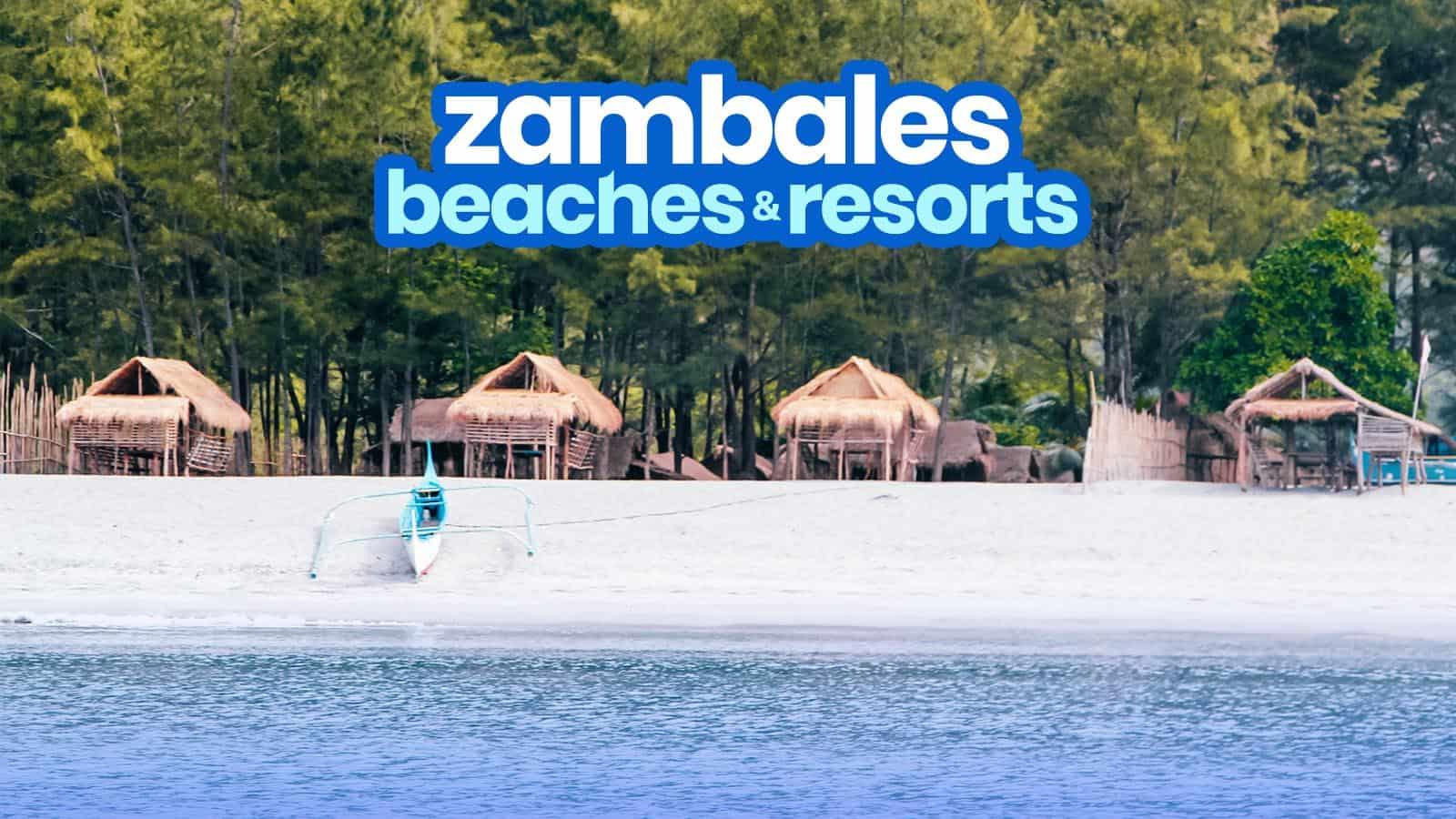 Beach Arirang Zambales Resort