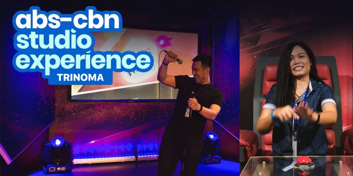 ABS-CBN STUDIO EXPERIENCE TRINOMA: Guide for First-Timers