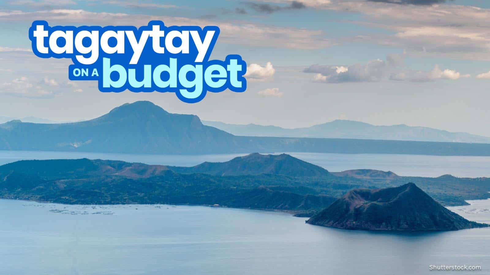 2020 Tagaytay Travel Guide With Sample Itinerary Budget
