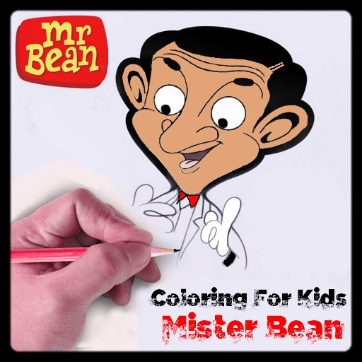 coloring for kids mister
