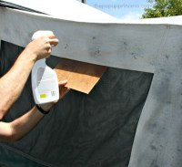 Camping Basics: How to Remove Mold and Mildew From the Tent