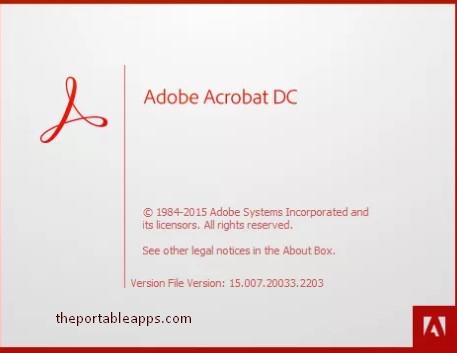 Adobe Acrobat Pro DC Portable (v2018.011.20040)