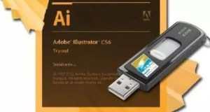 Adobe Illustrator CS6 Portable