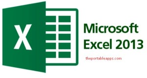 Microsoft Excel Portable 2013 Download
