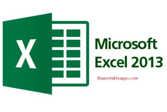 Microsoft Excel Portable 2013 Download