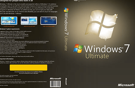 Windows 7 Ultimate Full Version Free Download