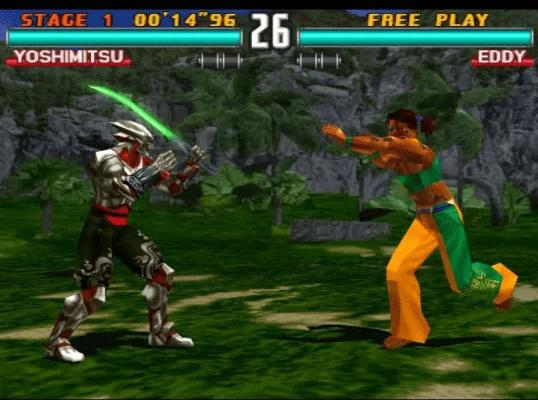 Tekken 3 game download for pc windows 7