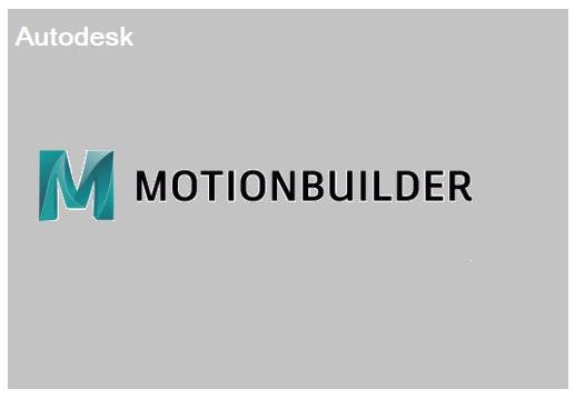 Autodesk Motion Builder 2020