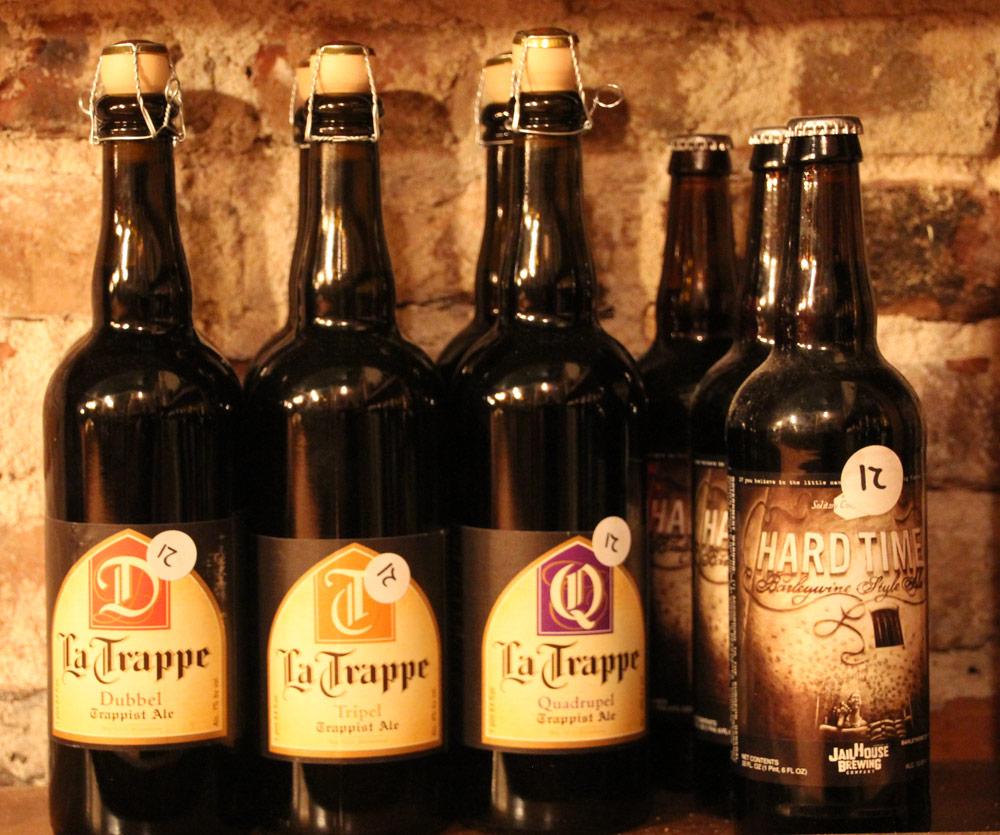 The Porter Beer Bar  Beer Cellar Rental