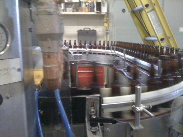 Boulder Beer Bottling Line