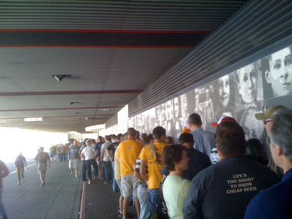 Really Long Line