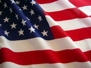 The flags of many a nation signify little; but the American Flag is a banner of liberty to the world.