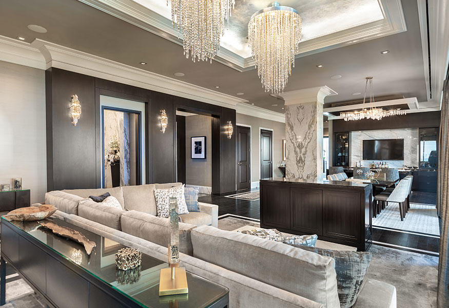Presidential Suite in Galleria Houston  The Post Oak