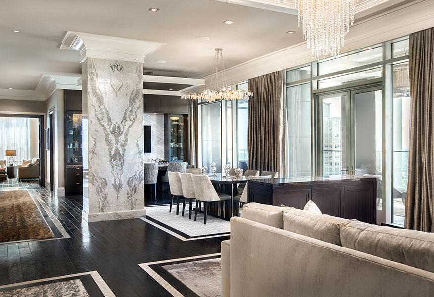 Presidential Suite in Galleria Houston  The Post Oak