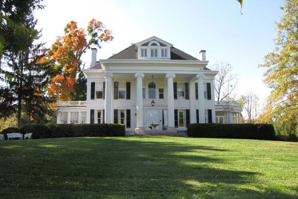 Kentucky Greek Revival_WSJ