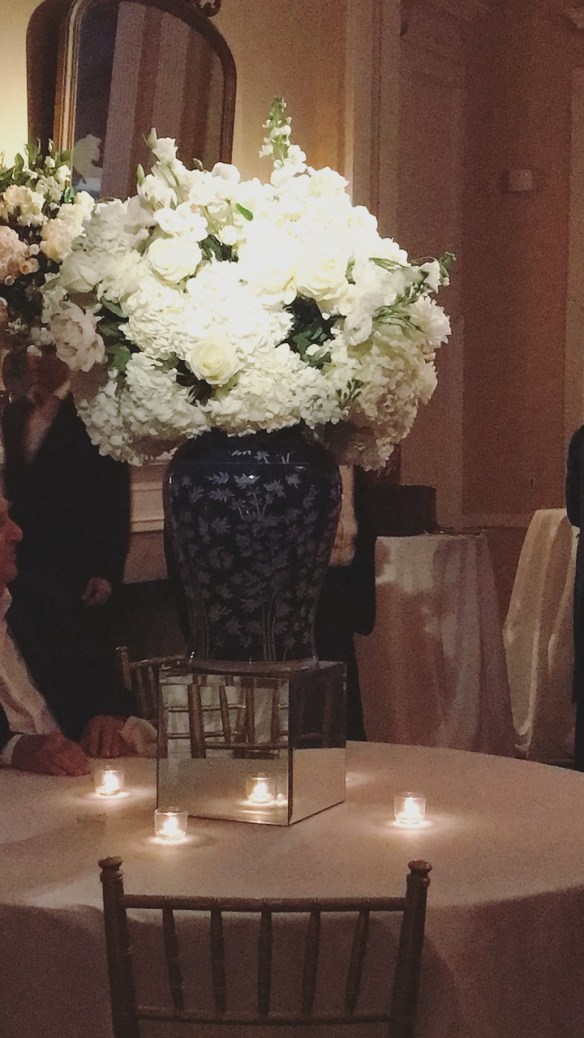 Wedding photo by The Potted Boxwood 9