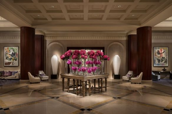 The Ritz Carlton in Dallas