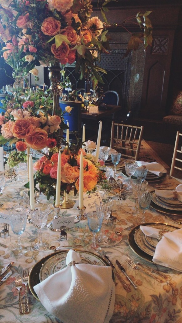 KKG Tablescapes 2017 photo by the potted boxwood 4