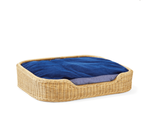 Fisher Dog Bed via Serena and Lily
