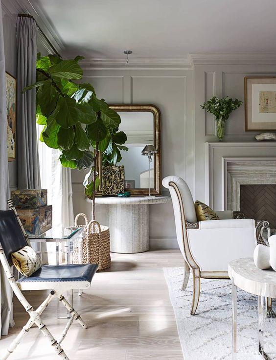 Design by Nestor Santa Cruz House Beautiful
