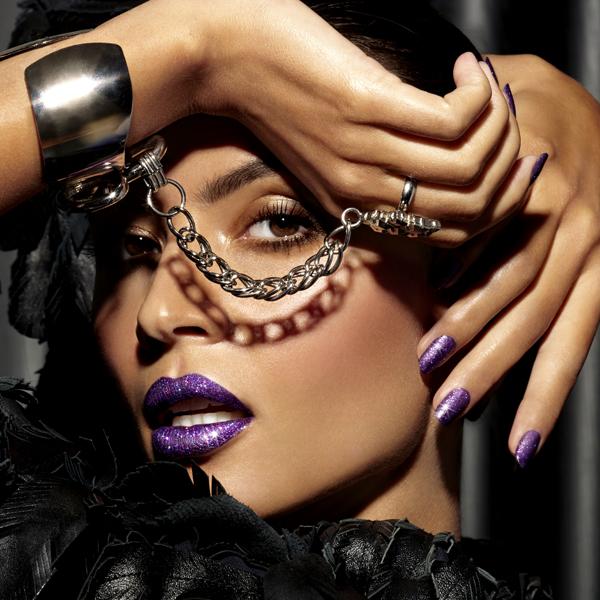 MILESTONE TEN YEARS OF ON MAKEUP MAGAZINE Makeup: Sara Robey Photo: Albert Sanchez Model: Ekaternina Zalitko