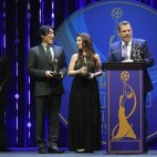 Christien Tinsley, Georgia Allen, Hiroshi Yada - Winners for Television and New Media Series: BEST SPECIAL MAKE-UP EFFECTS Westworld