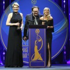 Kerry Herta, Jason Collins, Cristina Waltz - Winners for Commercials and Music Videos: BEST MAKE-UP American Horror Story: Roanoke – Promo