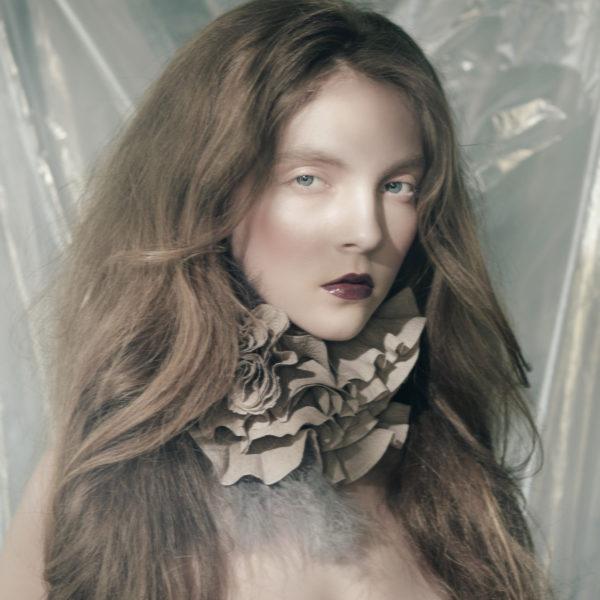 MILESTONE TEN YEARS OF ON MAKEUP MAGAZINE Makeup: Olga Gebel Photo: Edward Gebel Model: Dianna Khalitova