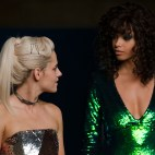 Kristen Stewart and Ella Balinska star in Charlie's Angels/