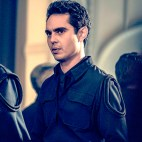 "THE HANDMAID'S TALE -- ""Seeds"" -- Episode 205 -- Offred spirals as a Gilead ceremony disrupts her relationship with Nick. Janine tries to adjust to life in the Colonies, jeopardizing her friendship with Emily. Nick (Max Minghella), shown. (Photo by: George Kraychyk/Hulu)"