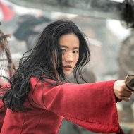 Disney's MULAN..Mulan (Yifei Liu) ..Photo: Jasin Boland..© 2019 Disney Enterprises, Inc. All Rights Reserved.