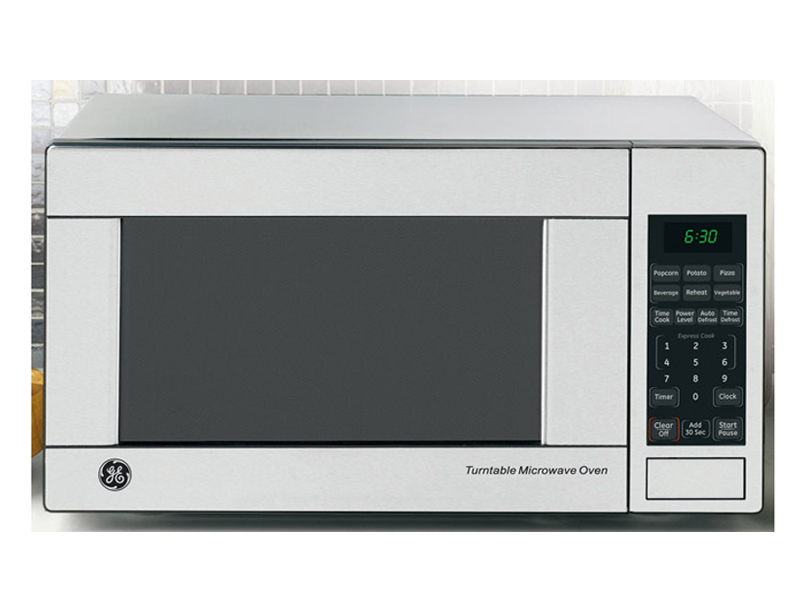 22 ge 1 1 cuft countertop microwave oven jes1140stc