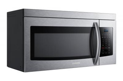 samsung over the range microwave 1 6 cu ft me16k3000as