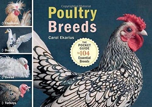 Poultry Breeds By Carol Ekarius