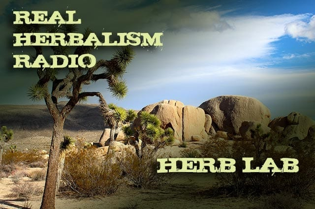 Show 117: Herb Lab – Beauty From The Desert With Christina Sanchez