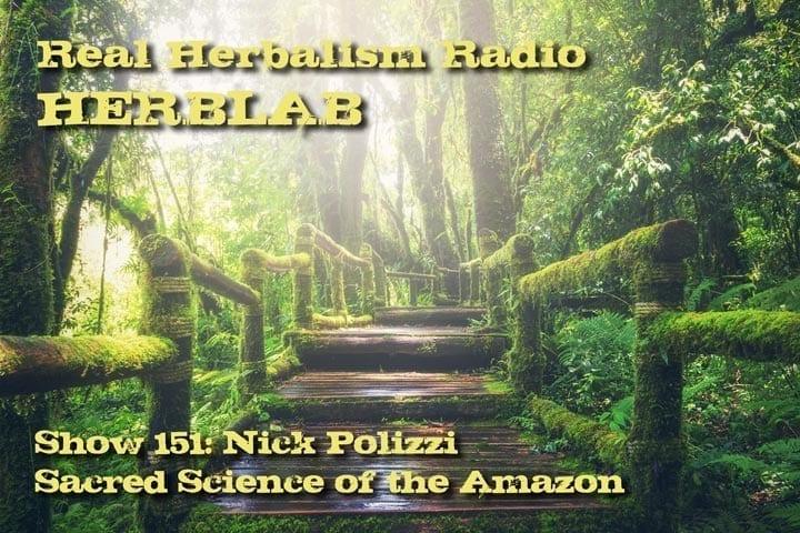 HERB LAB Nick Polizzi Amazon
