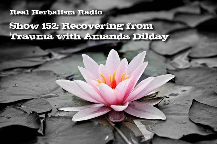 Show 152: Recovering From Trauma With Amanda Dilday – Flowers For A Girl