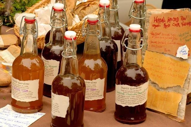 Apple Cider Vinegar Energetic Properties: TCM, Ayurveda, Traditional Western Herbalism